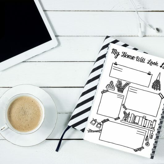Big Voyager's 5 Year Vision Printable Coloring Journal