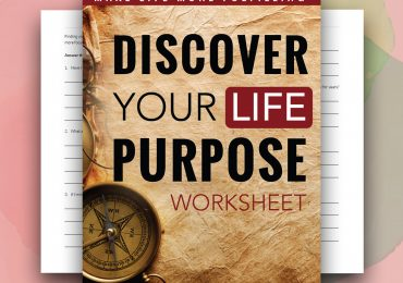 Big Escape Free Yourself Discover Your Life Purpose Worksheet Bundle