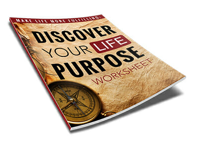 Big Escape Free Yourself Finding Your Life Purpose Worksheet Mockup 2