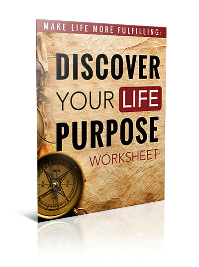 Big Escape Free Yourself Finding Your Life Purpose Worksheet Mockup 1