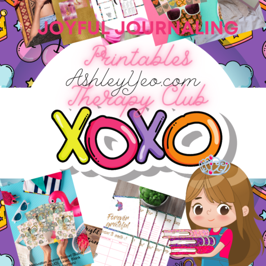 Journal Printables For Joyful Journaling