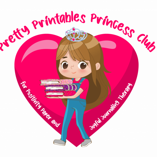 Pretty Printables Princess Club Printables and Welcome Message
