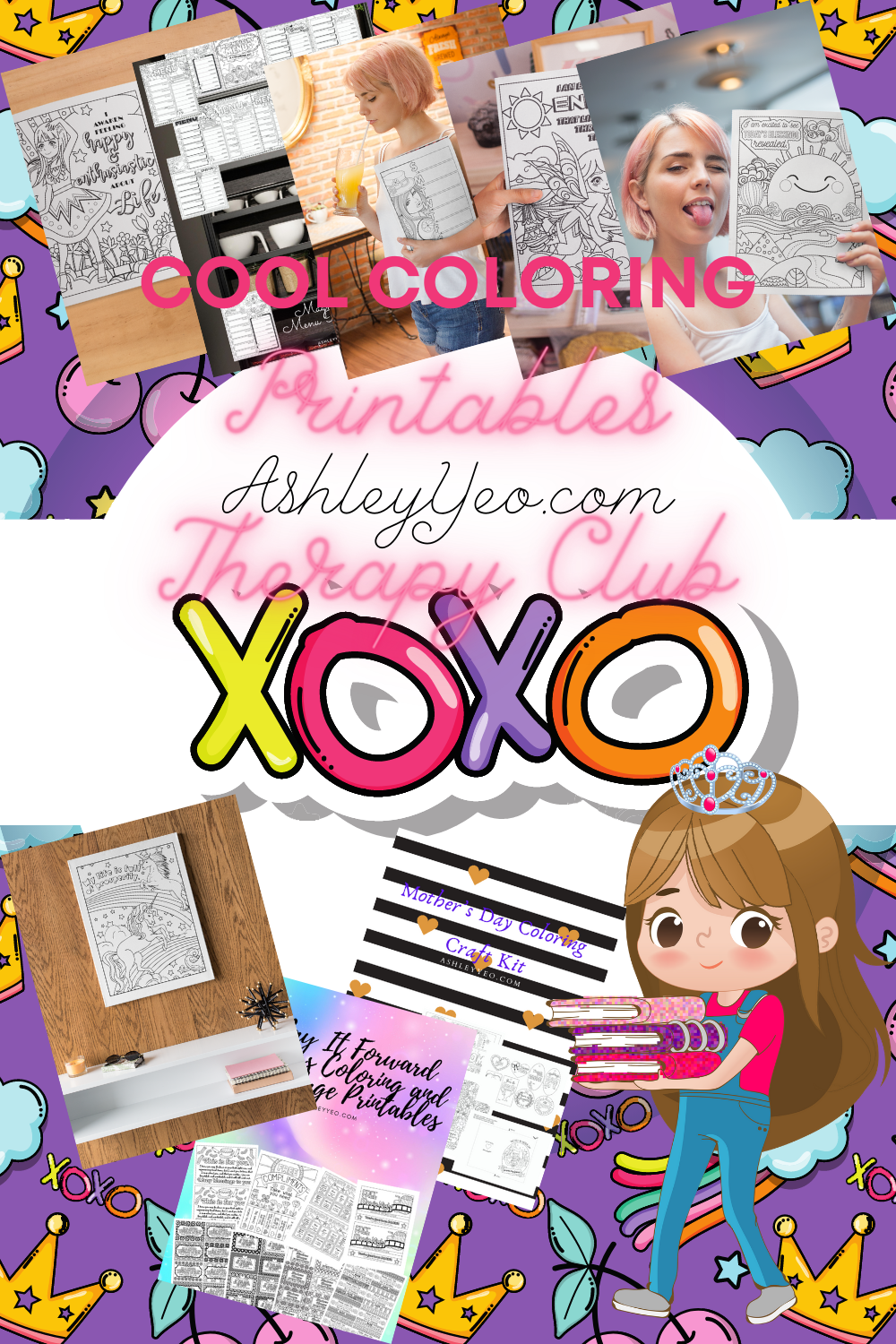 coloring page printables
