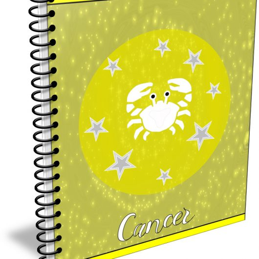 Zodiac Cancer Journal Printables For Horoscope Lovers