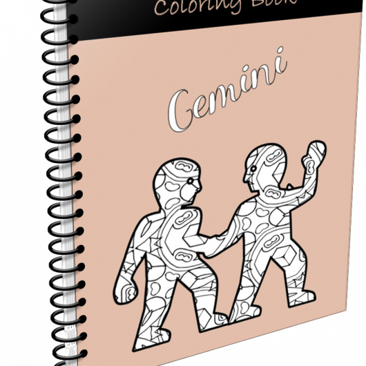 Zodiac Gemini Journal Printables For Horoscope Lovers