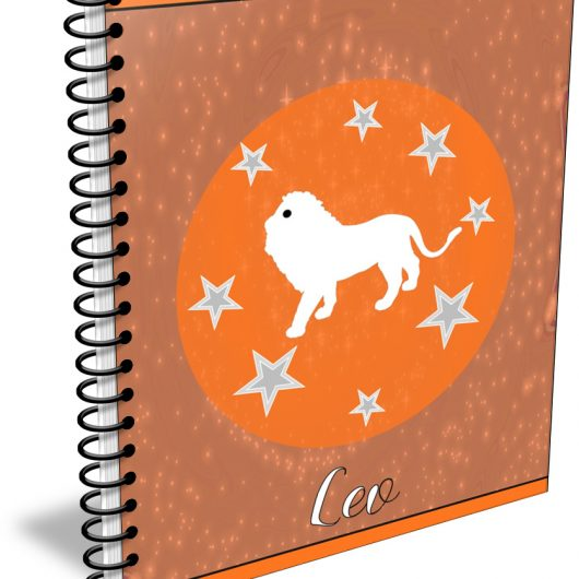 Zodiac Leo Journal Printables For Horoscope Lovers