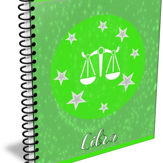 Zodiac Libra Journal Printables For Horoscope Lovers