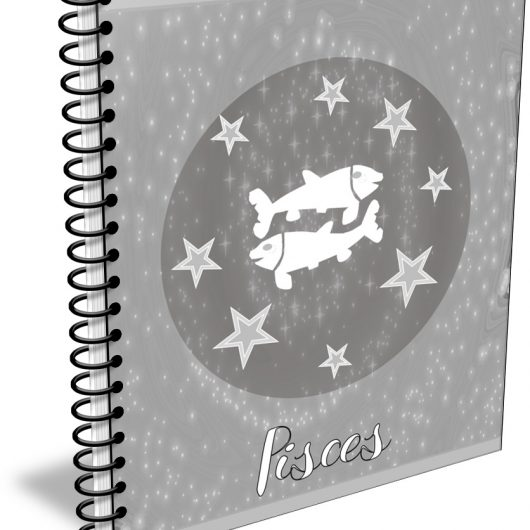 Zodiac Pisces Journal Printables For Horoscope Lovers