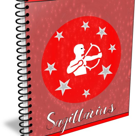 Zodiac Sagittarius Journal Printables For Horoscope Lovers