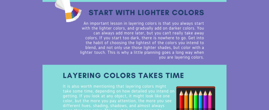 Tips for Layering Colors