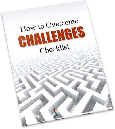 How To Overcome Challenges Checklist