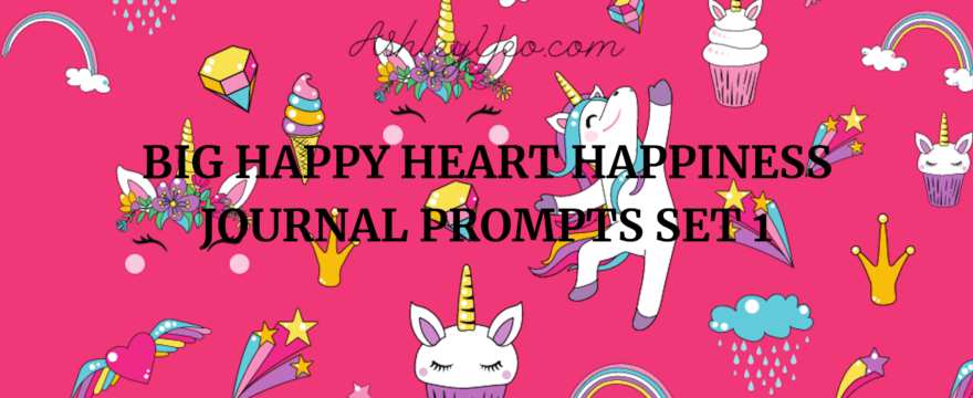 Free 33 Happiness Prompts For Self-Reflection and Journaling