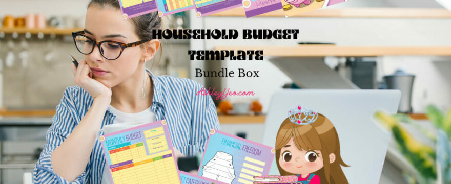 Household Budget Template Bundle Box Is Out
