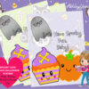 Have You Seen Our Spooky Cute Kawaii Halloween Posters?