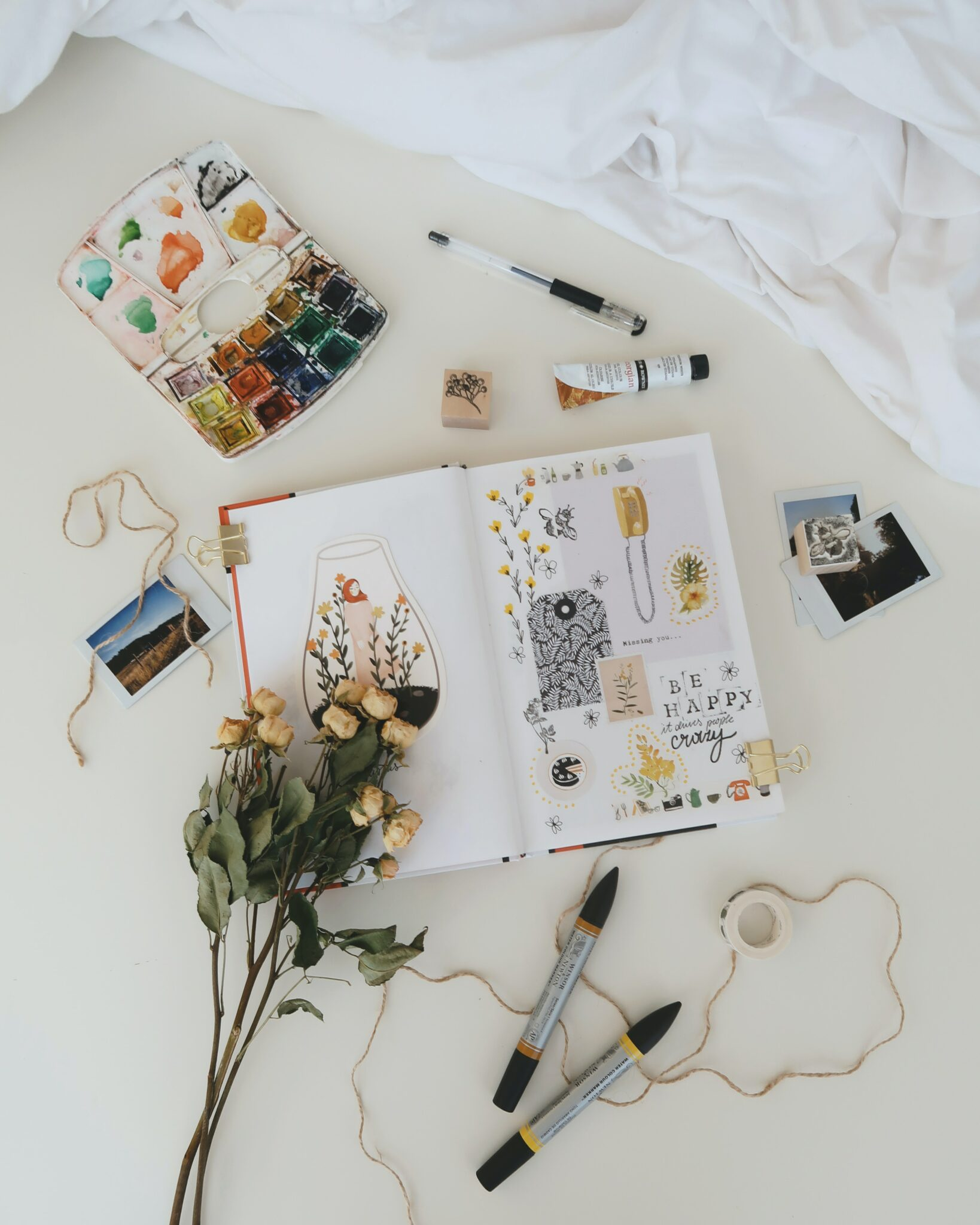 How To Make And Use An Anxiety Journal