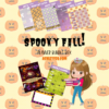 Spooky Fall – October Planner Printables Are Out!