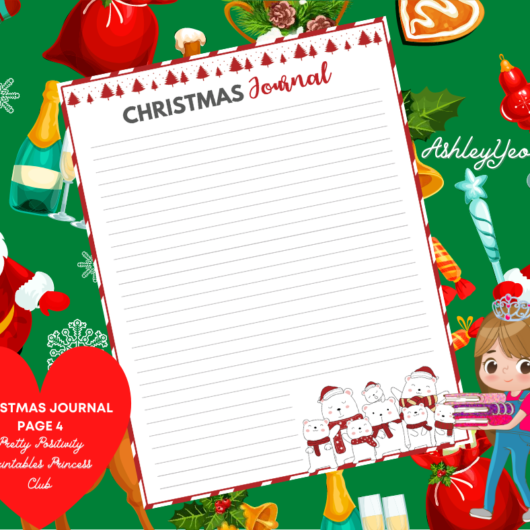 Christmas Journal 2