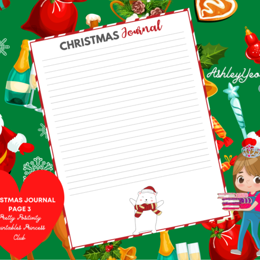 Christmas Journal 3