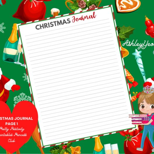 Christmas Journal 5