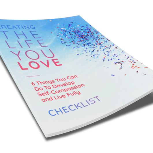Creating The Life You Love - Checklist - 2