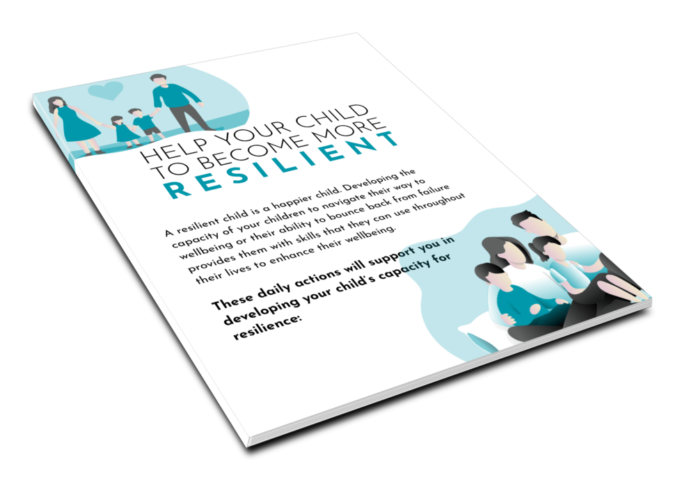 Help Your Child To Become More Resilient - 1