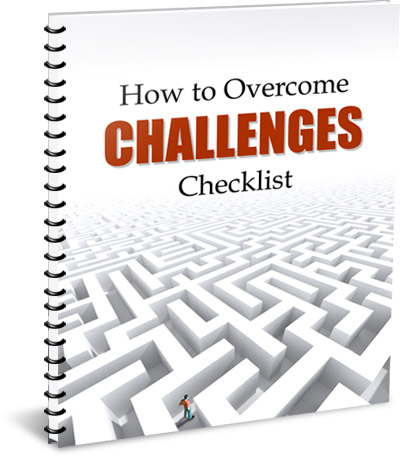 Overcoming Challenges Printables