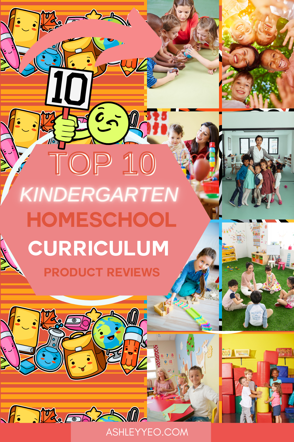 Top 10 Kindergarten Homeschool Curriculum Product Reviews