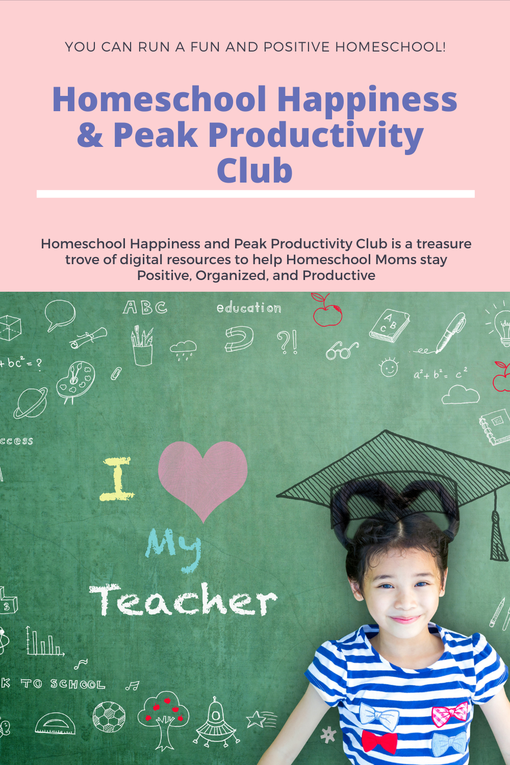 Homeschool Happiness and Peak Productivity Club