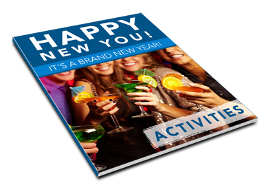 How To Start Smart Self-Reflection For Success - Happy New Year, Happy New You Worksheets!