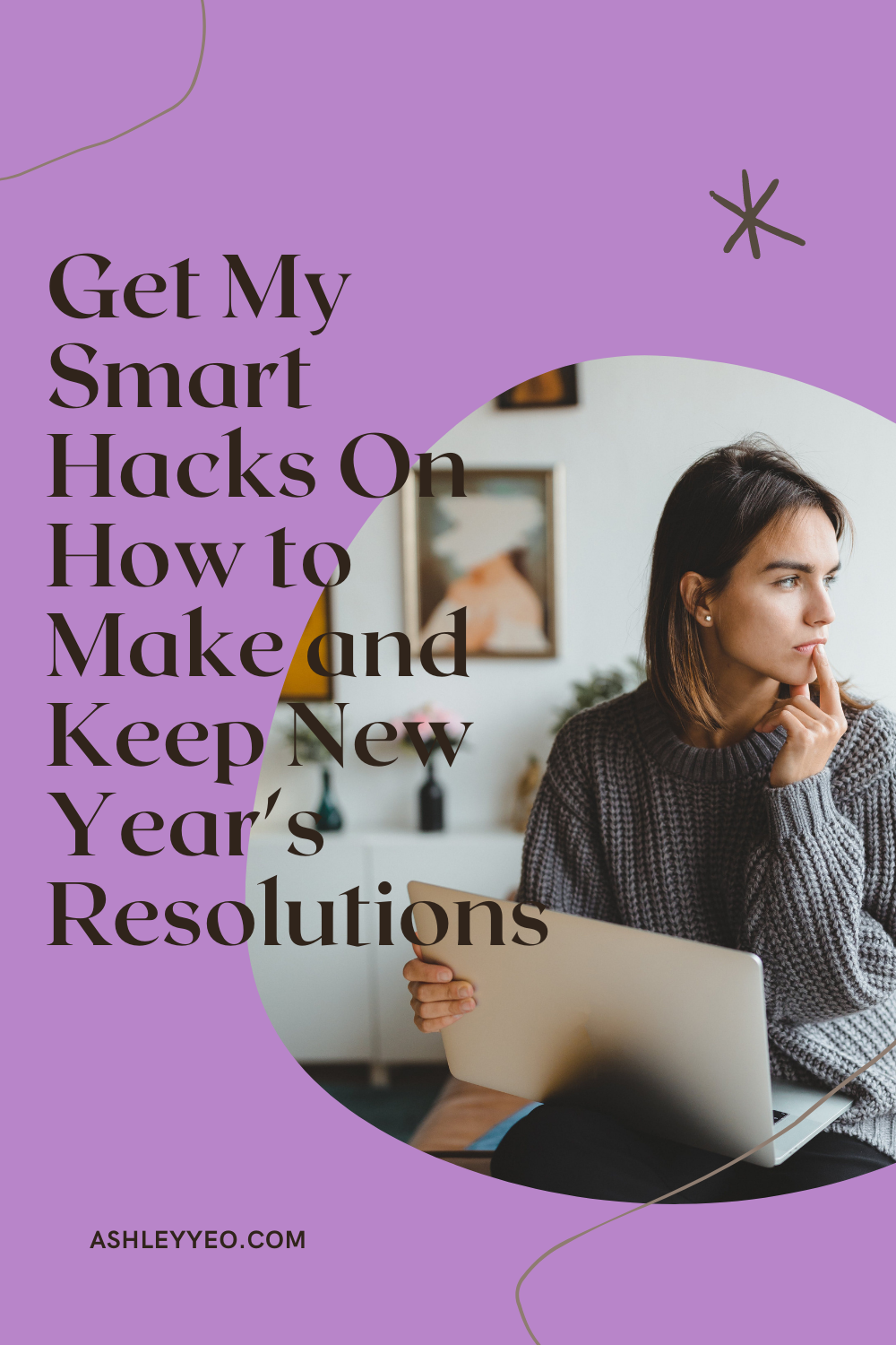 Get My Smart Hacks On How to Make and Keep New Year's Resolutions