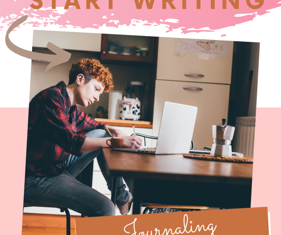 Journaling For Beginners: How to Stop Thinking and Start Writing