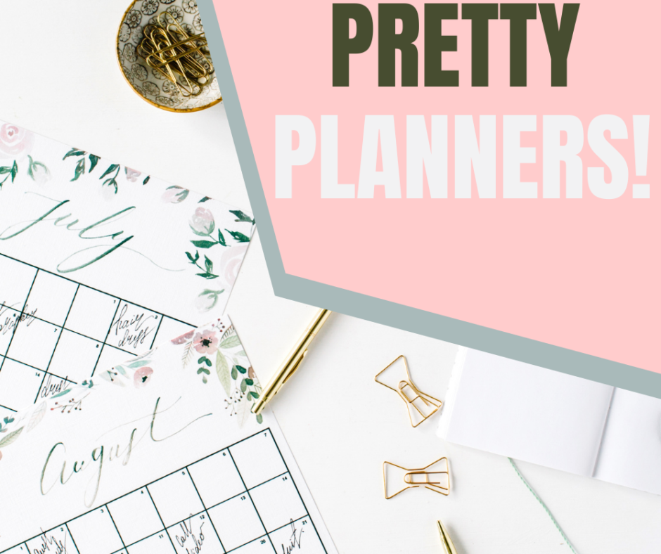 Make the Most Out Of Your Planner With These Tips!