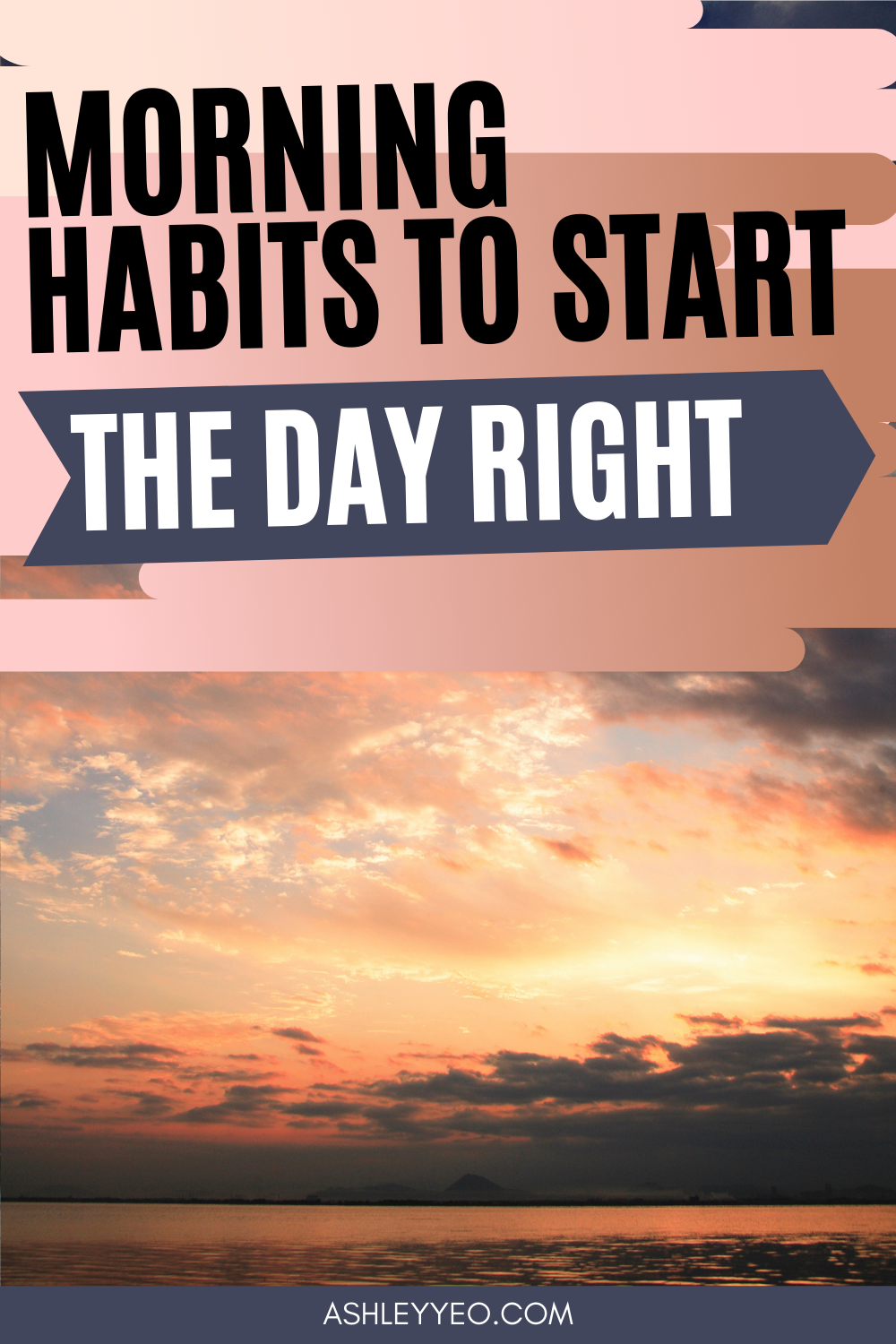 Morning Habits to Start the Day Right