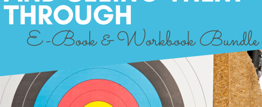 Download Your Setting Personal Goals and Seeing Them Through E-Book And Workbook Bundle