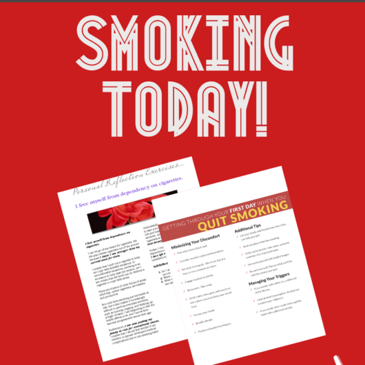 Quit Smoking Checklist