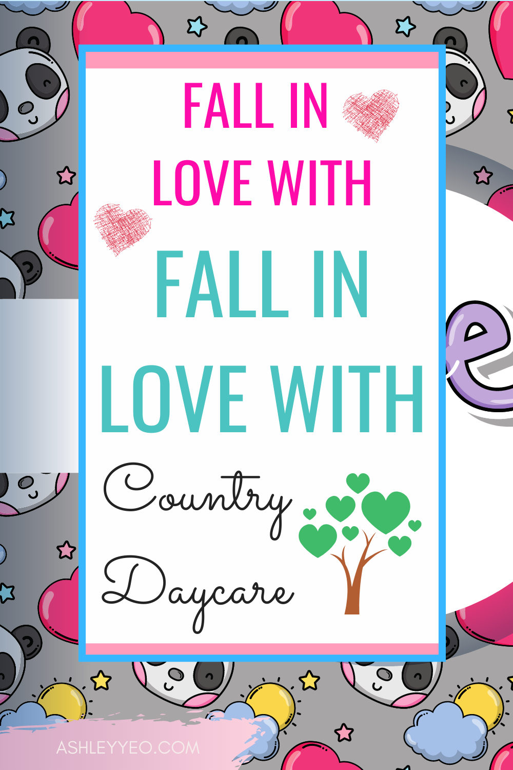 Fall In Love With Country Daycare Today