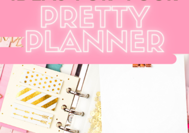 Homeschool Daily Routine Ideas For Your Pretty Planner