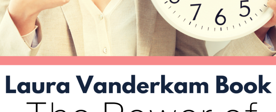 Weekly Course on Time Management – Week 1 – Laura Vanderkam Book – The Power of 168 Hours