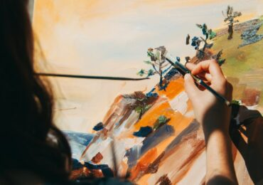 Try Painting For Your Self-Care