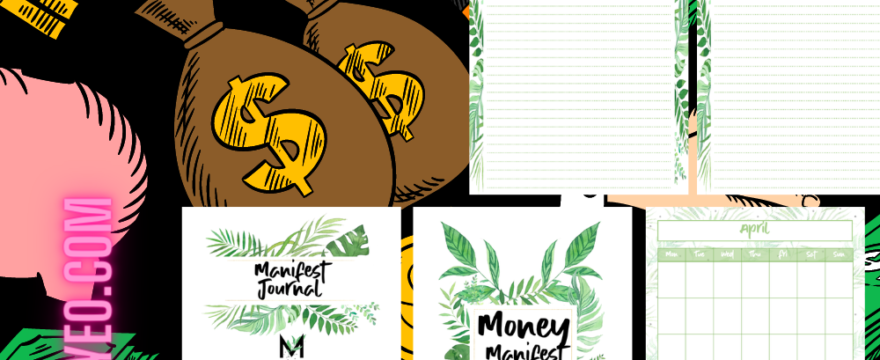 Check Out My New Money Journal For Marvelous Money Mindset
