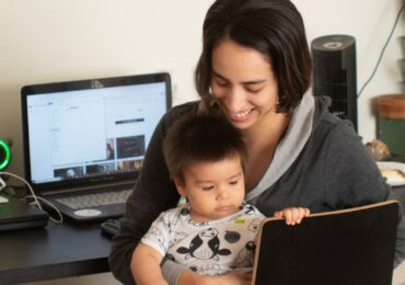 Work From Home Essentials For Busy Moms