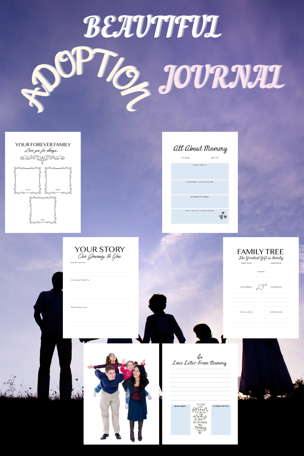 Family Adoption Journal For You