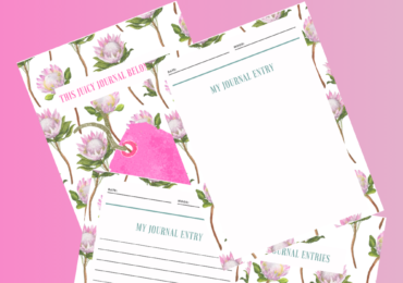 The Floral Notebook