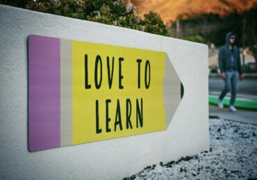 Love To Learn For Life.