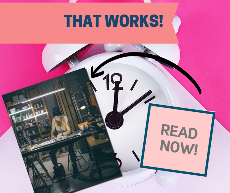Weekly Course on Time Management – Week 16 – Stop Procrastinating