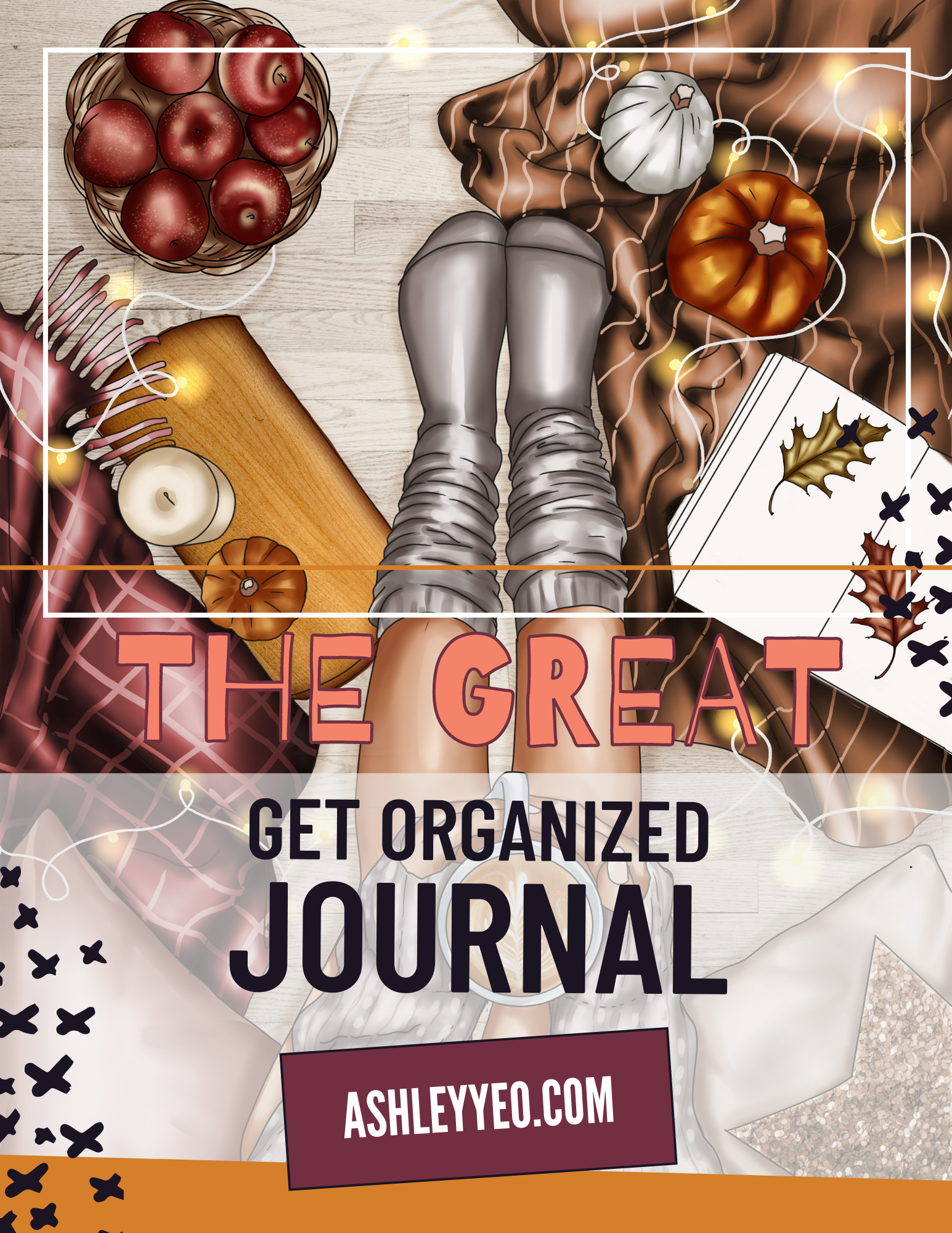 The Great Get Organized Journal