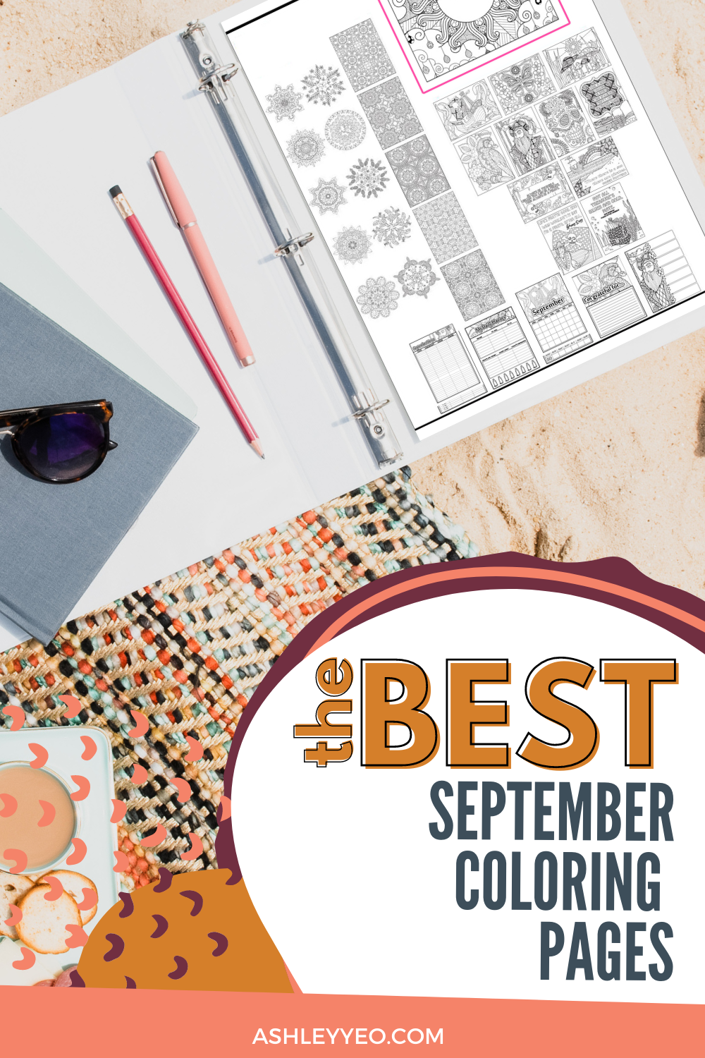 Great Bundle Of September Coloring Pages