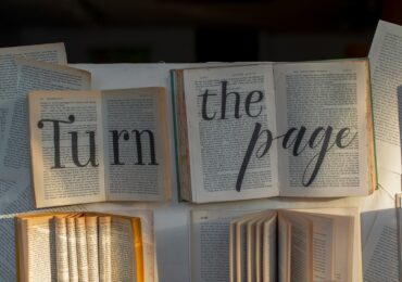 Turn The Book Page