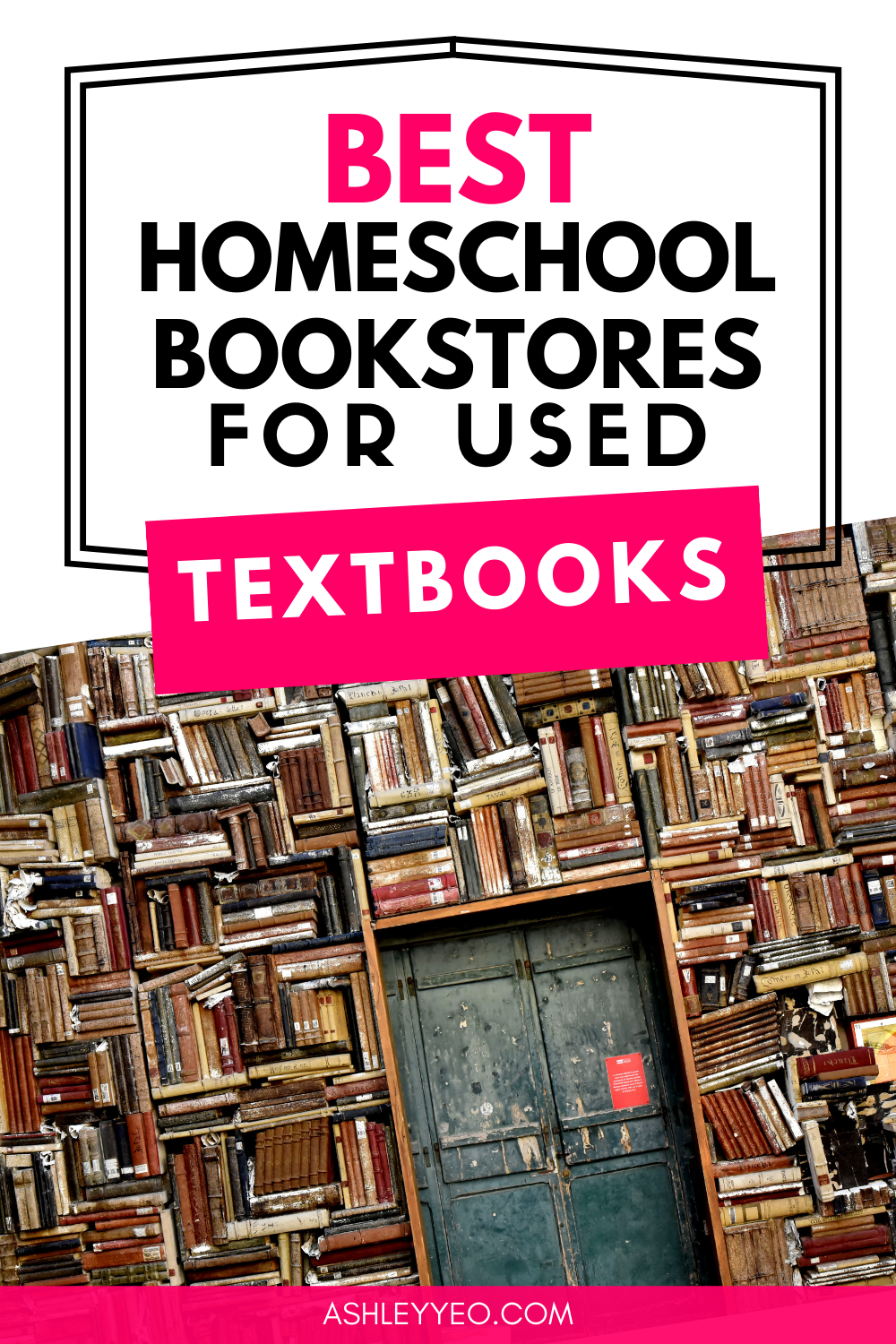 Best Homeschool Bookstores for Buying Used Homeschool Textbooks